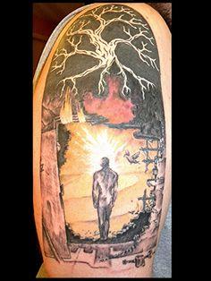 Tattoo - V for Vendetta