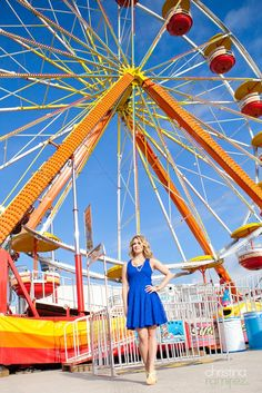 Carnival Senior Portrait Session >> Christina Ramirez Photography