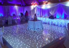 LED Dance Floor use for wedding event party decoration. Hot Sale Size: White led dance floor white light voltage: 36 v w power: Lamp bead, SMD, 5050 ,The number of lights: 16 Controller: remote control , Channel: Quince Themes, Quince Decorations, Wedding Decorations, Quince Ideas, Dance Floor Wedding, Dream Wedding, Wedding Day, Crazy Wedding, Perfect Wedding
