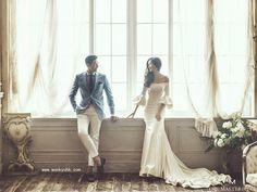 圖片美到、讓每一個女孩都想Say Yes!韓風婚紗Studio Wonkyu+最新作品集曝光。|品味遊歷-VOGUE時尚網