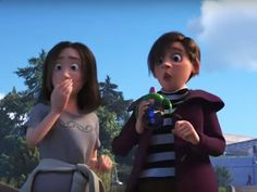 "Trailer de ""Procurando Dory"" pode conter o primeiro casal gay da Disney"