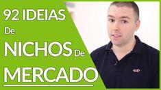 Ideias De Nichos De Mercado Para Começar | Os Nichos De Mercados Mais Lu...http://bit.ly/2hoCSLJ