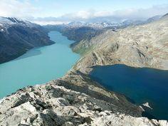 Peer Gynt track, Bessegen (Norway) (geweest)