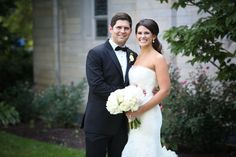 Introducing the Newlyweds: Kristen Elizabeth Riesenbeck and David Lee Iselin