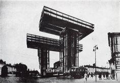 El Liszickij - Felhővasaló, 1925