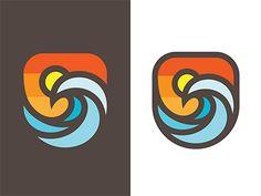 Sunset Badge by Yoga Perdana