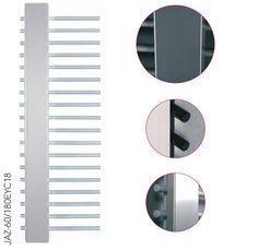 JAZZ - grzejnik wyposażony w opatentowany system obiegu wody instalacyjnej.