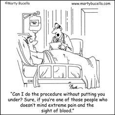 Anesthesiologist cartoon #funny #lol #medical #anesthesia