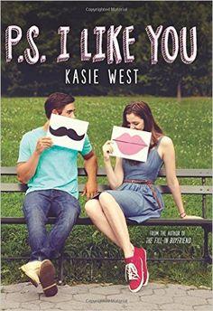 P.S. I Like You: Kasie West: 9780545850971: Amazon.com: Books