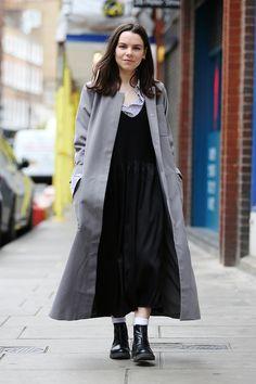 Lulu Cooper, Fashion Intern