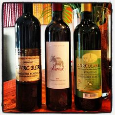 We are happy to announce another two amazing Croatian wines to our list! Come down to The Original Balkan on Crown St to try a glass!