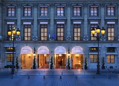 @Ritz Paris to close doors for two years