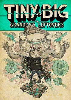 Tiny & Big - Indie Game