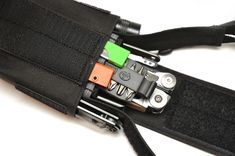 Skinth - Skinny Sheath Storage Solution...Phone and Leatherman storage in the same pouch