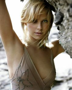 Exquisite Charlize Therone