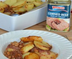 Family Meals Uk, Cheap Family Meals, Cheap Meals, Family Recipes, Canned Corned Beef, Corned Beef Hash, Corned Beef Recipes, Quick Healthy Meals, Healthy Cooking