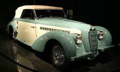 1949 Delahaye 135 M Guillore Cabriolet