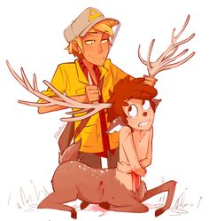 (Open rp. I'm Wendy) I watch Bill as I quietly sneak behind him. Herr hurt my Dipper and now I'm going to tear him apart. I jump on Bill in an attempt to free Dipper but Bill grabs my throat (credit to @wolyypuppy )