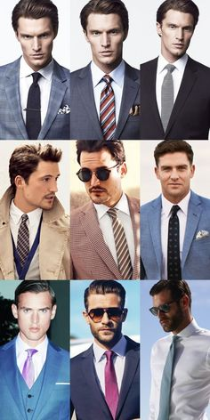 2bc9583cb3d1 Men's Striped Shirts and Tie Combinations Lookbook from fashionbeans ...