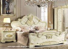 Barock Bett Antik Louis XV Mahagoni Massivholz 180 Cm Polsterbett  Doppelbett | Ideen Rund Ums Haus | Pinterest