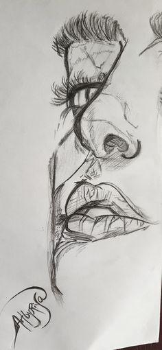 Art is in my blood ...😎😜