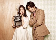Additional Spreads Of Park Shin Hye & Haruma Miura In CéCi's September 2013 Issue : Couch Kimchi