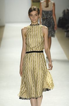 Peter Som from the #runway