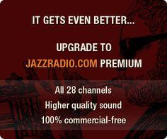 Online live feed of classic jazz, bossa nova jazz, saxophone jazz, paris cafe jass ect  http://www.jazzradio.com/saxophonejazz