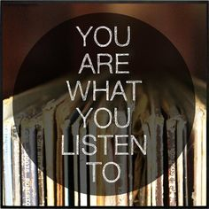 YOU ARE WHAT YOU LISTEN TO » TOP UA