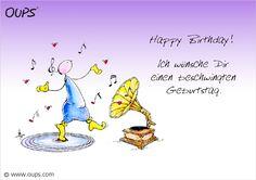 Happy Birthday! Ich wünsche dir einen beschwingten Geburtstag. ~ www.werteART.com Für eine liebenswerte Welt  http://www.oups.com/shop/oups.html https://www.facebook.com/oupsig/