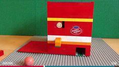 Lego Kaugummi Automat -  Moneyfinder001