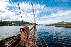 Enjoying the view south along the Huon River at Franklin on board Yukon Tours. These guys run morning and afternoon trips check out website for more details.