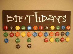 születésnaptár - Google keresés