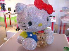 I love Hello Kitty!!!