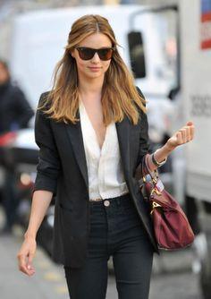 35cbfa62682fc Street Style   Miranda Kerr. Mode Féminine, Tenue, Automne Hiver, Mode Passe