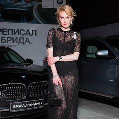 ПРЕЗЕНТАЦИЯ В МОСКВЕ BMW 5 series