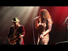 """MEENA CRYLE & The Chris Fillmore Band - """"Since I Met You Baby"""" - BA-Hall... Baby Live, I Meet You, Halle, Music Songs, Vienna, Blues, Band, Concert, Youtube"""