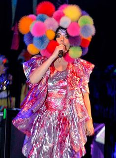 Five Bjork Outfits That Make Lady Gaga Look Like Your Mom - Nerve