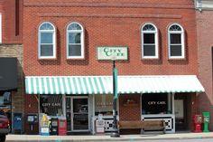 The City Cafe, Murfreesboro