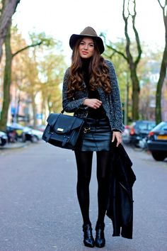 GiGi New York : Negin Mirsalehi Fashion Blog : Hayden Satchel.       #Most gorgeous & stylish fashion blogger!