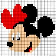 minnie mouse knitting pattern - Hledat Googlem