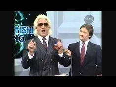 NWA World Championship Wrestling February 22 1986 Ric Flair