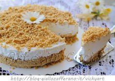 Cheesecake kinder paradiso sbriciolata torta fredda