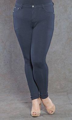 Zoe Jeggings in Black $39.90 by SWAK Designs #swakdesigns #PlusSize #Curvy