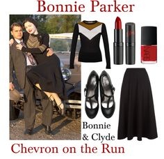 Dress Like Bonnie Fashion Inspiration From The Clyde Tv Mini Series Http