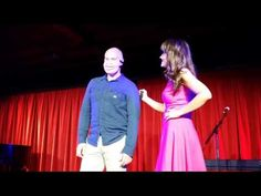 Nina Conti meets Dave. - YouTube Nina Conti, Try Again, Movies To Watch, Meet, Concert, Music, People, Youtube, Musica