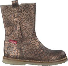 Bruine Shoesme Korte laarzen CR6W102