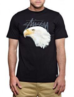 Eagle Crew Shirt  #stussy #spring13 #shirt