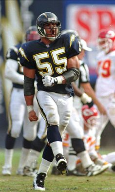 RIP Junior Seau... my favorite Charger