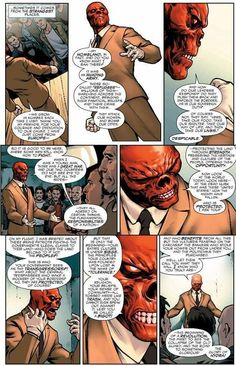 In This Week's Captain America, Hydra Invades Sokovia…